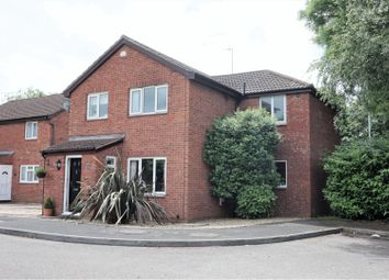 Thumbnail 5 bed detached house for sale in Scott Close, Taunton