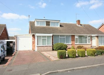 Thumbnail 4 bedroom semi-detached bungalow for sale in Kingston Way, Kingswinford
