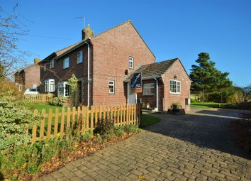 Thumbnail 3 bed semi-detached house for sale in Sackmore Green, Marnhull, Sturminster Newton
