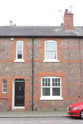 Thumbnail 2 bed terraced house for sale in York Street, Altrincham