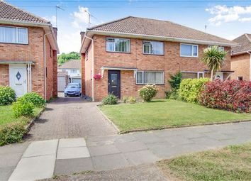 Thumbnail 3 bed semi-detached house for sale in Cook Road, Tilgate, Crawley