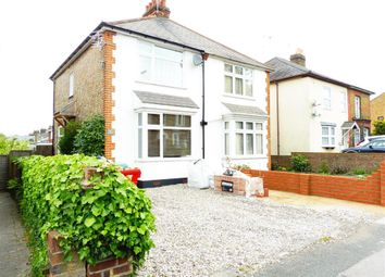 Thumbnail 2 bed property to rent in Crescent Road, Warley, Brentwood
