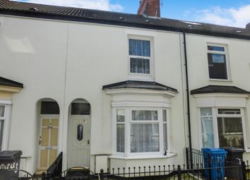 Thumbnail 3 bed terraced house for sale in Myrtle Avenue, Wellsted Street, Hull