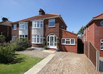 3 bed semi-detached house for sale in Plumstead Road East, Norwich NR7
