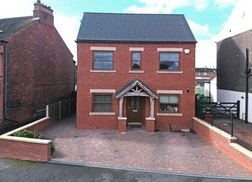 Thumbnail 3 bed detached house for sale in Copson Street, Ibstock