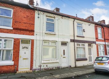 Thumbnail 2 bed terraced house for sale in Rector Road, Liverpool