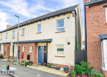 Thumbnail 3 bed end terrace house for sale in Back Lane, Wool, Wareham