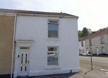 Thumbnail 2 bed end terrace house for sale in Skinner Street, Swansea