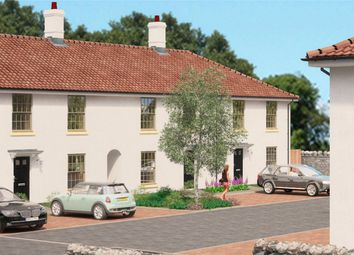 Thumbnail 4 bed town house for sale in High Street, Thornbury, Bristol