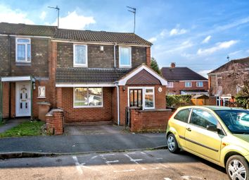 Thumbnail 3 bed end terrace house for sale in Church Place, Bloxwich, Walsall