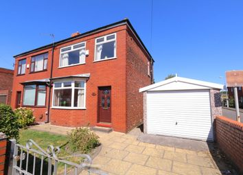 Thumbnail 3 bed semi-detached house for sale in Bentley Road, Denton, Manchester