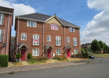 Thumbnail 3 bed end terrace house to rent in Oak Field Road, Hereford