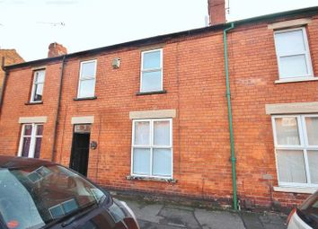 Thumbnail 2 bedroom terraced house to rent in Peel Street, Lincoln