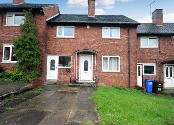 3 bed terraced house for sale in Lowedges Crescent, Sheffield S8