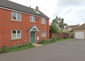 Thumbnail 4 bed semi-detached house for sale in Burchnell Gardens, Bourne