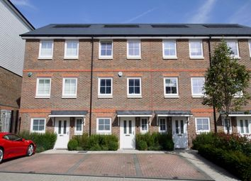 Thumbnail 4 bed terraced house for sale in Eden Road, Dunton Green, Sevenoaks