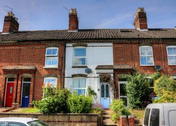 Thumbnail 2 bedroom terraced house for sale in Bakers Road, Norwich