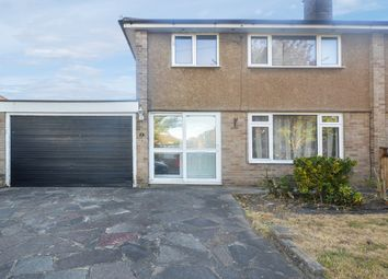 Thumbnail 3 bed semi-detached house for sale in Mosyer Drive, Orpington