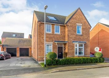 4 bed detached house for sale in Bowers Drive, Silverdale, Newcastle Under Lyme, Staffs ST5