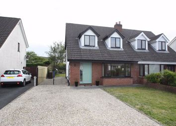 Thumbnail 3 bed semi-detached bungalow for sale in Laurel Close, Saintfield, Ballynahinch