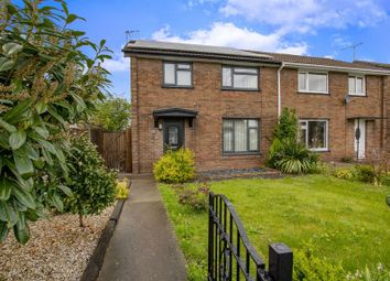Thumbnail 3 bed semi-detached house for sale in Lawnwood Avenue, Elkesley, Retford
