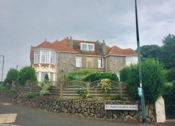 Thumbnail 1 bedroom flat for sale in Torquay, Devon