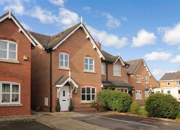 Thumbnail 4 bed semi-detached house for sale in Trinity Close, Gobowen, Oswestry