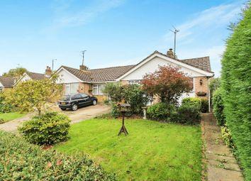 Thumbnail 2 bed semi-detached bungalow for sale in Rectory Close, Ashington, Pulborough