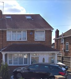 Thumbnail 1 bed semi-detached house to rent in Laburnum Road, Hayes