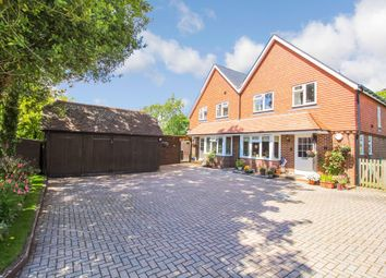 Thumbnail 3 bedroom semi-detached house for sale in High Street, Handcross, Haywards Heath