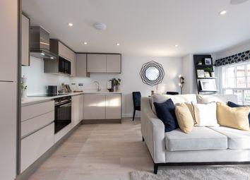 Waterside Quarter, High Street, Maidenhead SL6. 1 bed flat