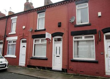 Thumbnail 2 bedroom terraced house to rent in Wilson Grove, Garston, Liverpool