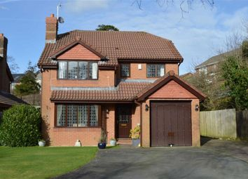 Thumbnail 4 bed detached house for sale in Dysgwylfa, Swansea