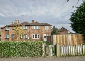 Thumbnail 3 bed semi-detached house for sale in Almond Road, St. Neots