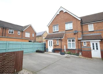 Thumbnail 3 bed semi-detached house to rent in Nene Place, Northampton