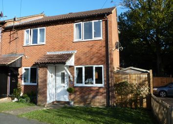 Thumbnail 2 bed end terrace house for sale in Garnet Road, Bordon