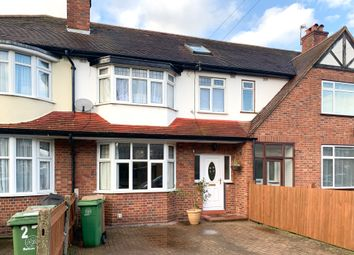 Thumbnail 4 bed terraced house for sale in Lavender Road, Carshalton