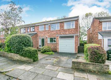 Thumbnail 4 bed semi-detached house for sale in Prenton Farm Road, Prenton