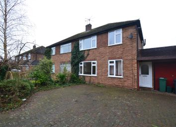 Thumbnail 3 bed property to rent in Lechford Road, Horley