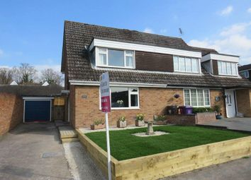 Thumbnail 3 bedroom semi-detached house for sale in Valley Rise, Royston