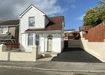 Thumbnail 3 bed detached house for sale in Maesglas, Bryngwyn Road, Beaufort, Ebbw Vale