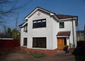 Thumbnail 4 bed detached house to rent in Douglas Avenue, Giffnock, Glasgow