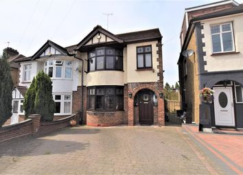 Thumbnail 4 bed semi-detached house for sale in Summit Drive, Woodford Green