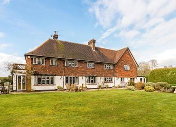 Thumbnail 6 bed detached house for sale in Wilmerhatch Lane, Epsom, Surrey
