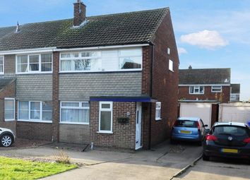 Thumbnail 3 bed semi-detached house for sale in Main Street, Burstwick, Hull