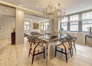 Thumbnail 3 bed flat to rent in Alexandra Court, 171-175 Queen's Court, Knightsbridge, London