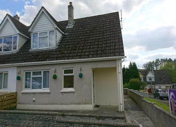 Thumbnail 3 bed semi-detached house to rent in 19 Heol Y Dderi, Glanduar, Llanybydder