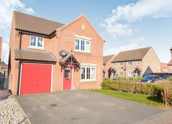 Thumbnail 3 bed detached house for sale in Kings Manor, Coningsby, Lincoln, Lincolnshire