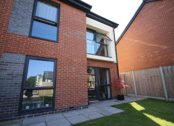 Thumbnail 1 bed flat for sale in Nightingale Gardens, Leek, Staffordshire