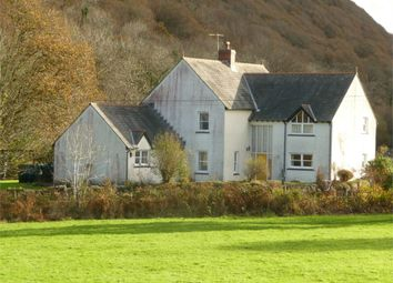Thumbnail 5 bed detached house for sale in Ddol Isaf, Llanychaer, Fishguard, Pembrokeshire